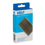 HELP Fabric Dressing Strip - 1mx6cm